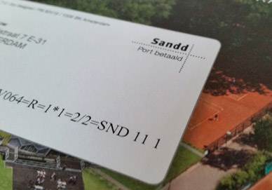direct mail Sandd
